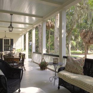 Coastal porch idea in Other