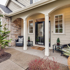 traditional porch Front Porch
