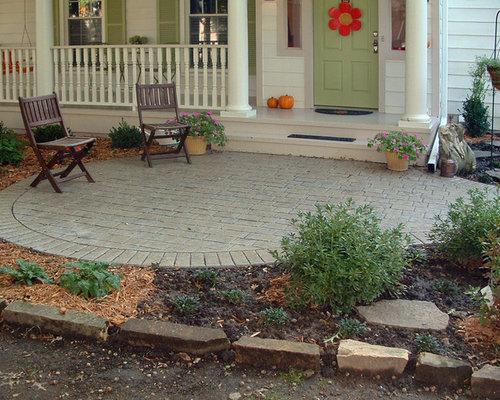 Idee e foto di portici classici for Aggiungendo un portico ad un ranch