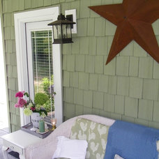 Craftsman Porch Front Porch Makeover Summer 2010