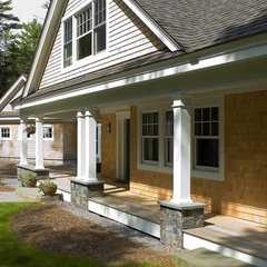 traditional porch by McCoppin Studios
