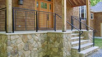 Front porch railings