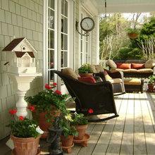 Benvenue front porch