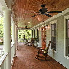 Traditional Porch by Sun Design Remodeling Specialists, Inc.