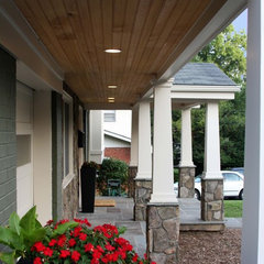 traditional exterior by Winn Design & Remodeling
