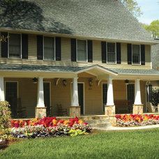Traditional Porch by Georgia Front Porch