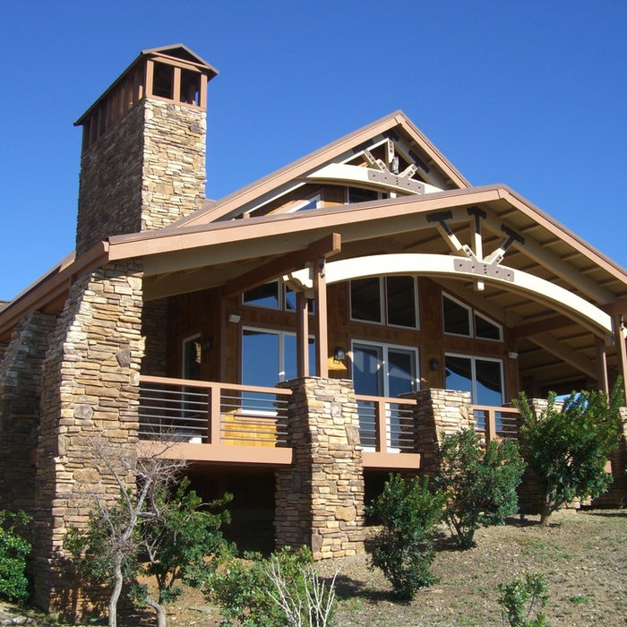 Craftsman Style Rustic I Skunk Ranch Rd.
