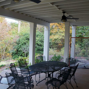 Shed Roof Porch Houzz