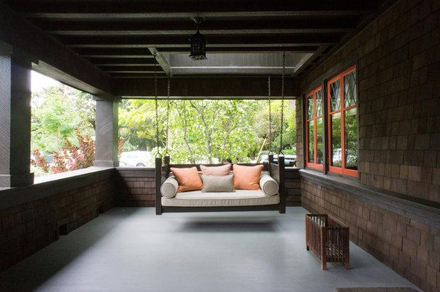 Craftsman Porch by Hoi Ning Wong