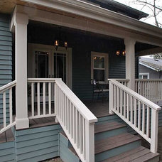 Traditional Porch by Roloff Construction, Inc