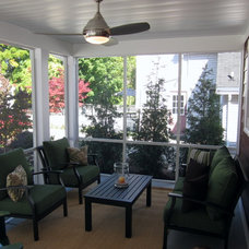Traditional Porch by Insignia Homes