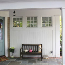 Traditional Porch by Versatex Trimboard