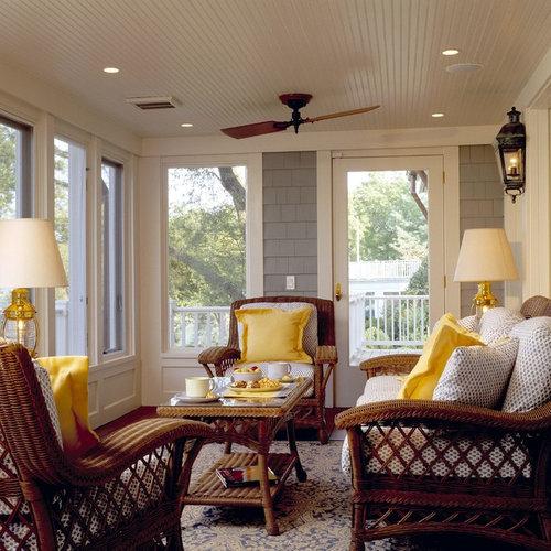 Porches Sunroom: Sunroom Fan Ideas, Pictures, Remodel And Decor