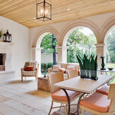 Traditional Porch by TATUM BROWN CUSTOM HOMES