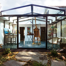 Contemporary Porch by Craig O'Connell Architecture