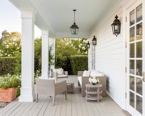 Best 25 Farmhouse Porch Ideas & Designs   Houzz