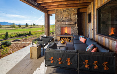 Porch-Happy: Outdoor Living With Rocky Mountain Views