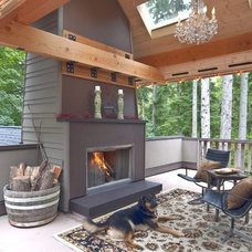 Traditional Porch by eric gedney | ARCHITECT