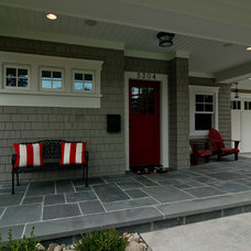 Contemporary Porch by Great Neighborhood Homes