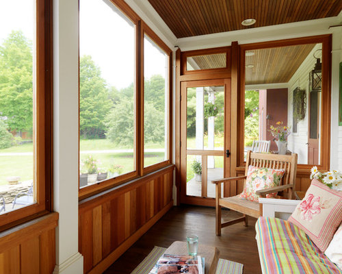 Best Screened Porch Half Wall Design Ideas Amp Remodel