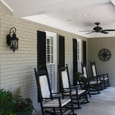 Traditional Porch by Green Basements & Remodeling