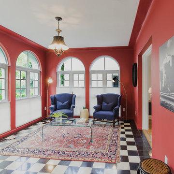 Gubbins Residence Historical House Coral Gables Florida