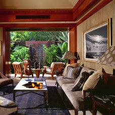 Tropical Porch by Saint Dizier Design