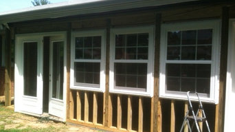Hagerstown Porch enclosed