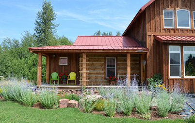 My Houzz: An 1874 Cabin Completes a Rustic Oregon Home