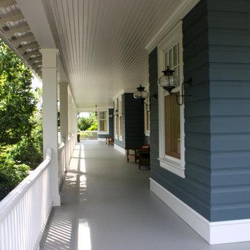 Harbor Springs Residence Porch