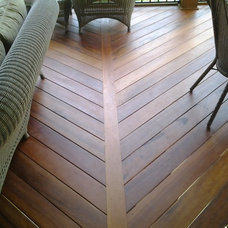 Traditional Porch by Decks-By-Design