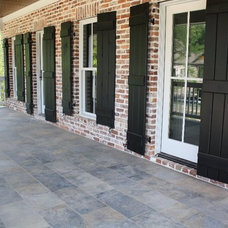 Traditional Porch by Hardwood Floors & More