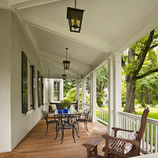 Traditional Porch by Rasmussen / Su Architects