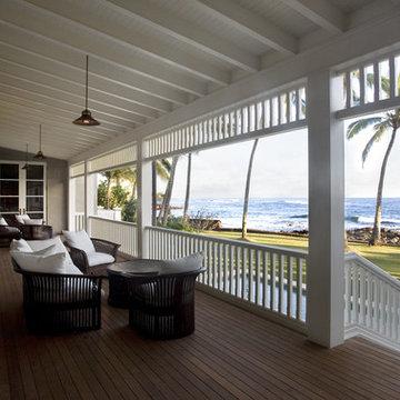 Hawaii Residence - Porch