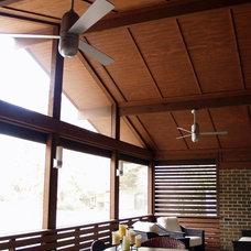 Contemporary Porch by B + O design studio, pllc