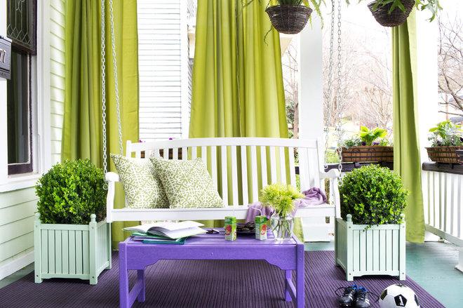 Eclectic Porch by Hayneedle