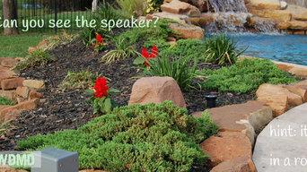 Hidden Speakers