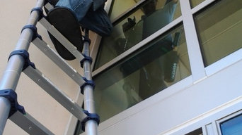 High Rise Window Cleaning In Orange county