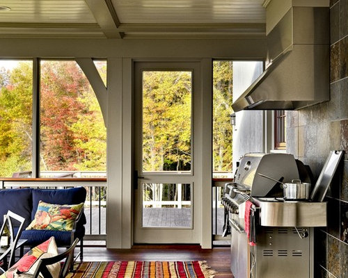 Porch Grille Ideas Pictures Remodel And Decor