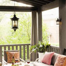 Traditional Porch by Build.com