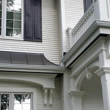 Hinsdale Historic Restoration 2018