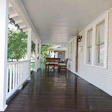 Traditional Porch by Hamilton Baxter Construction