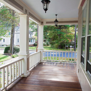 Historic Porch Remodel