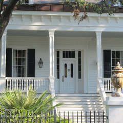 traditional porch by Sun Custom Restoration
