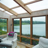 HL1: no longer dark and gloomy..relaxed, soft light from polycarbonate roof.
