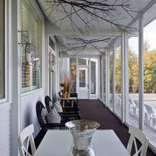 Farmhouse Porch by Peter A. Sellar - Architectural Photographer