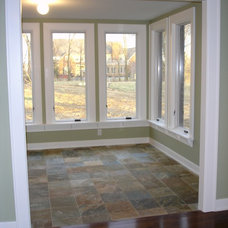 Transitional Porch by Everything Home