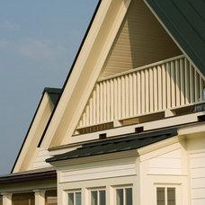 Farmhouse Porch by Eric Stengel Architecture, llc