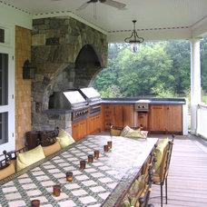 Farmhouse Porch by Studio 511