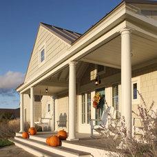 Traditional Porch by Cramer Kreski Designs